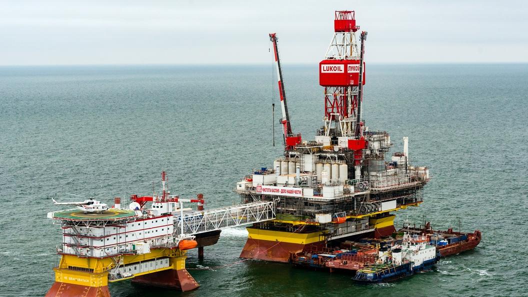 Нефть торгуется ниже 69,6долл. забаррель