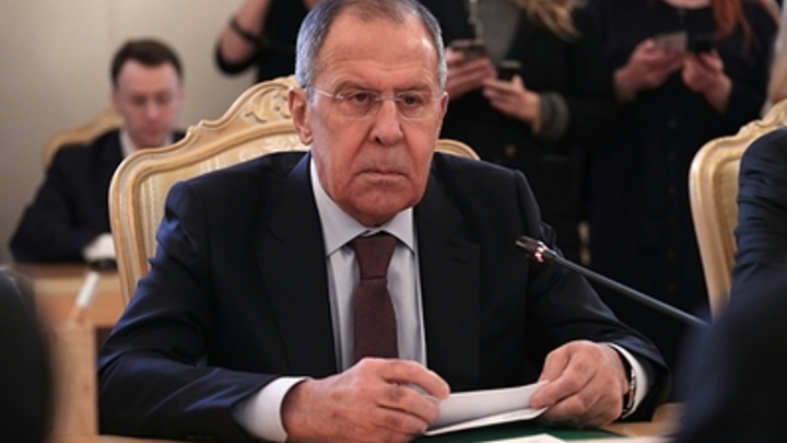 Лавров сообщил, что послу США сейчас рассказывают об ответных мерах