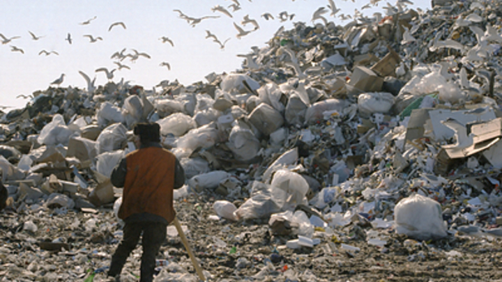Страсти по мусору: Полигон в Волоколамске сводит губернатора Подмосковья с ума