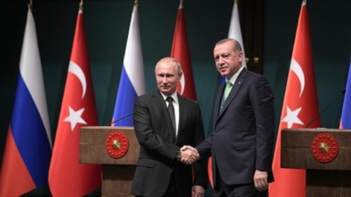 Приглашение принято: Путин отправится с визитом в Турцию