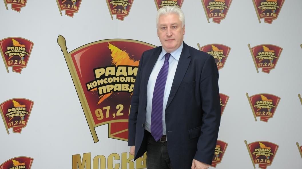 Коротченко: В истерике вокруг Дрели британцы скатились до украинских пропагандистов