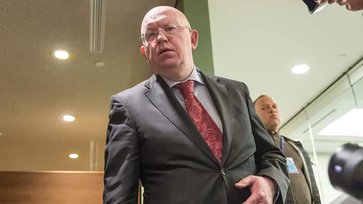 Россия собирает Совбез ООН, чтобы обсудить отравление Скрипаля