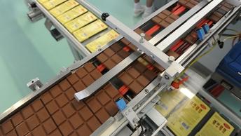 Роспотребнадзор призвал граждан проверять горючий шоколад в своих местных управлениях
