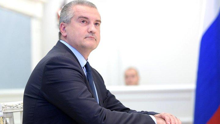 Наше миролюбие Украина воспринимает как слабость - глава Крыма Сергей Аксенов не хочет долго терпеть Сомали под боком