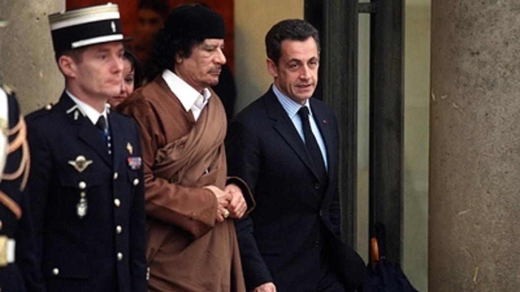 Прошлый переводчик Каддафи поведал овыделении ливийским лидером средств для кампании Саркози