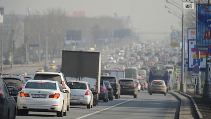 Россия снова в лидерах: В США обнародовали список самых загруженных машинами городов