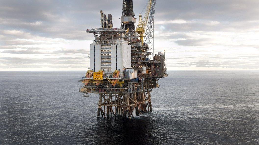 Цены нанефть ускорили коррекционный рост после понижения  вконце рабочей недели