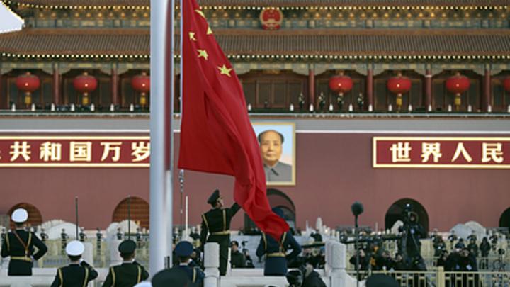 Будем импортировать, что нам надо: Китай ответил на притязания США