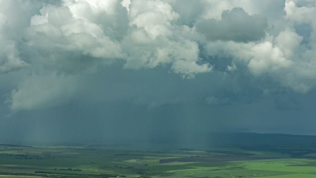 На Москву обрушится ветер с дождями