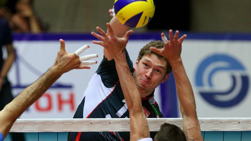Волейболисты «Белогорья» стали владельцами Кубка CEV