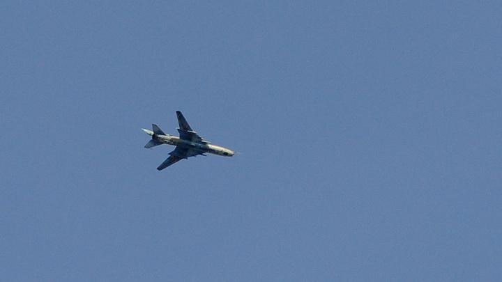Самолеты бегут из неба Сирии, не дожидаясь начала войны