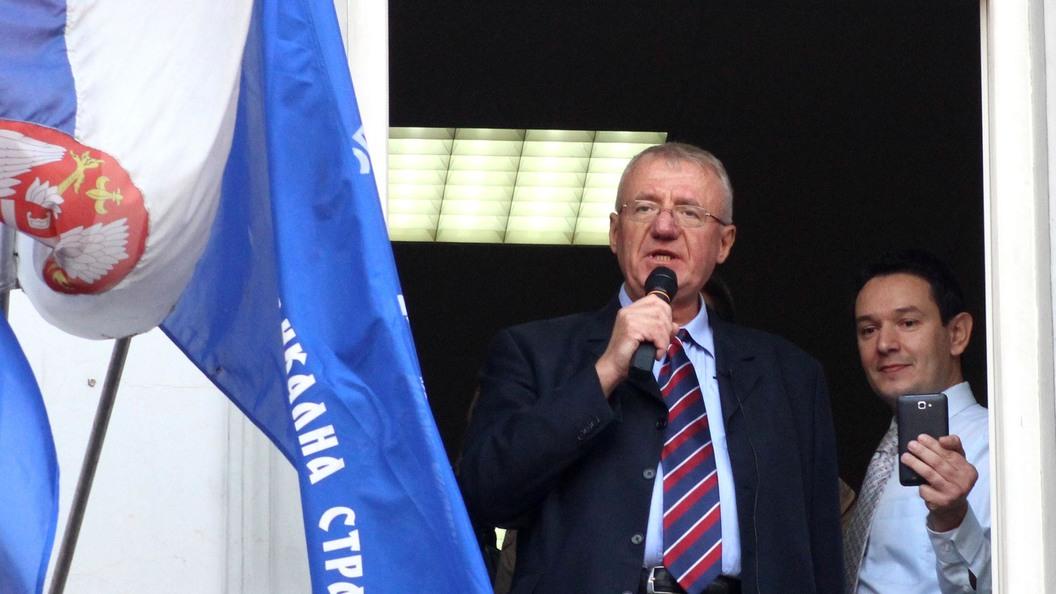 Лидер сербских радикалов Шешель осужден вГааге к10 годам