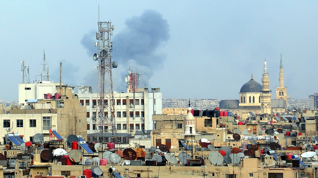 На юге Дамаска ИГИЛ нанесло удар по правительственной армии