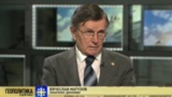 Матузов рассказал, что замаскировано под ракетный удар по Сирии