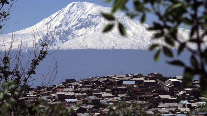 Армянский «майдан» полиция пообещала душить на корню