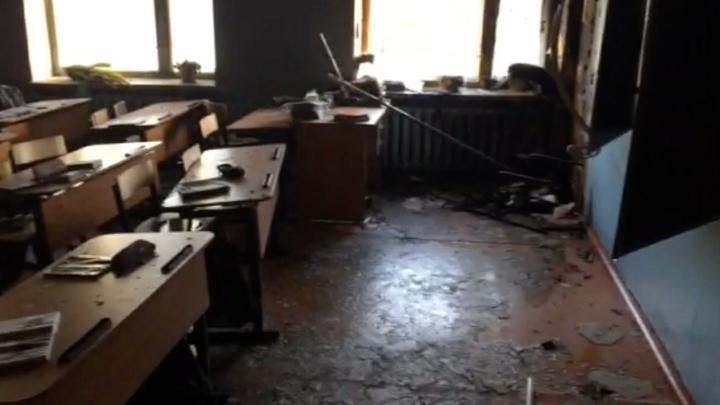 Ученик напал на школу в Башкирии с ножом: Четыре человека пострадали