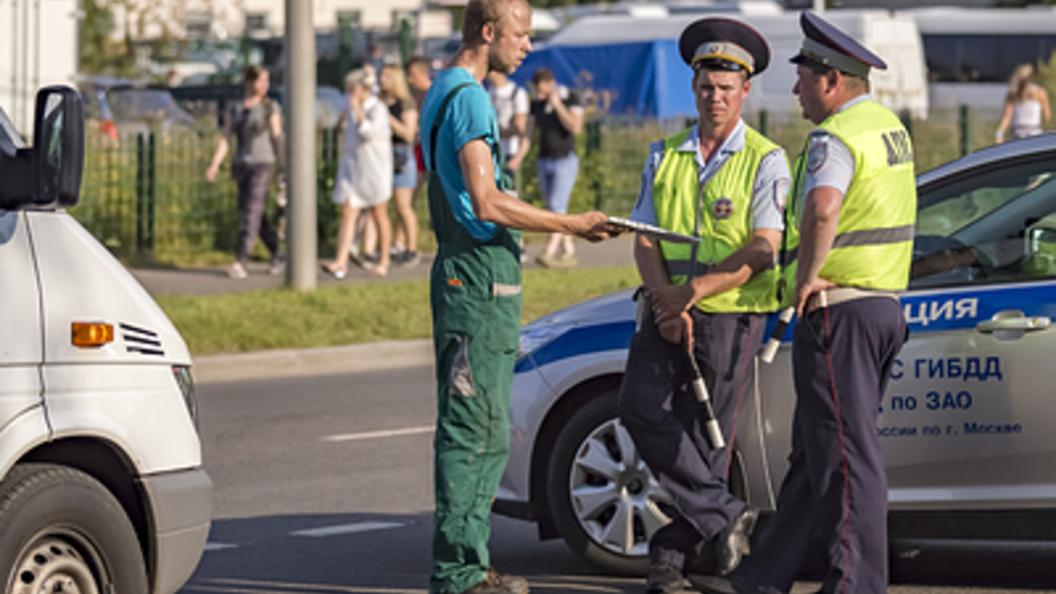 В Российской Федерации появятся стандарты установки камер на трассах