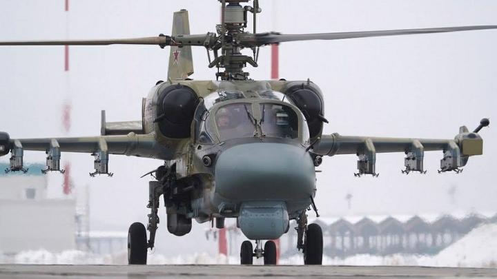 Аллигатору добавят зоркости в боях с танками, или как вертолетКа-52 готовят к модернизации