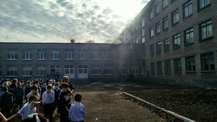 Охранять покой детей в школе, где ученик устроил резню, будет бригада психологов
