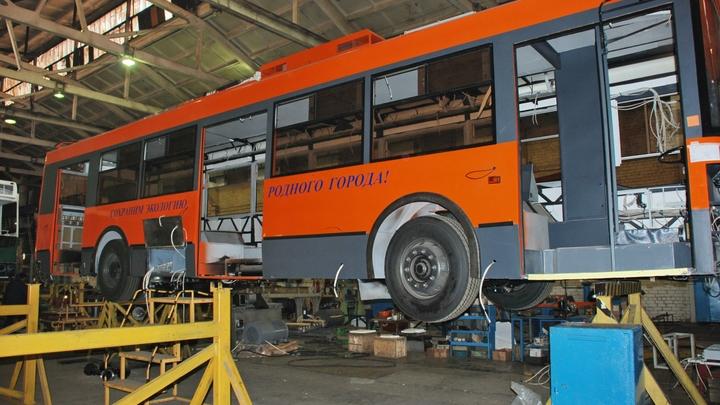 Мэр Новосибирска пожаловался на изношенность троллейбусов