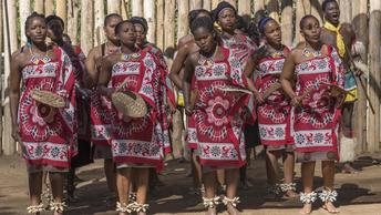 Монарх Свазиленда даровал своей стране новое имя