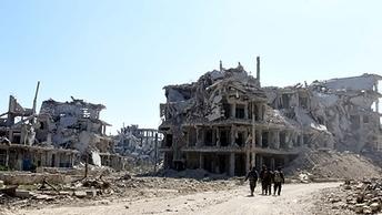 Сирийские боевики выкинули белый флаг - СМИ