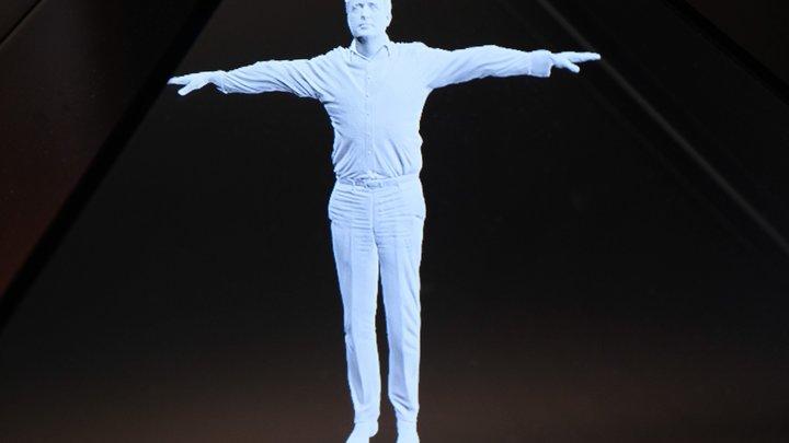 3D-модели людей начнут создавать вСколково