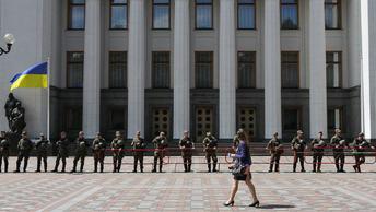 Украинская декоммунизация дошла до стен Верховной Рады