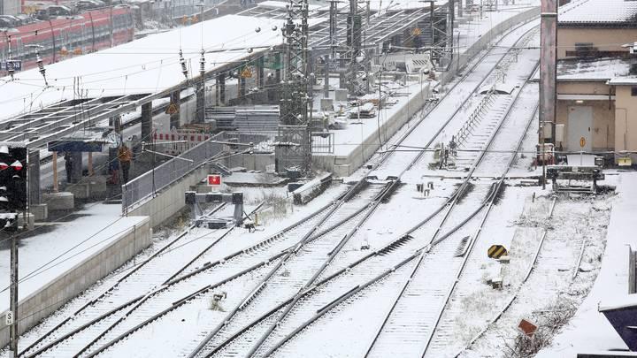 В Германии столкнулись два поезда, десятки человек пострадали