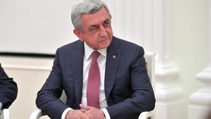«Я буду готов к другим задачам»: Саргсян ответил на требования оппозиционеров