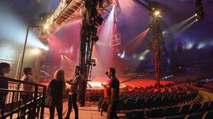 Трагедия в США: Акробат с 15-летним стажем погиб во время шоу Cirque du Soleil