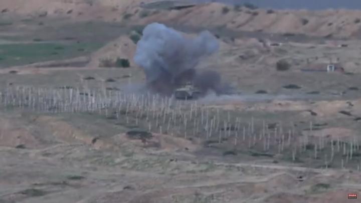 Кто мешает миру в Карабахе? Азербайджан высказался о миротворцах и переговорах с Арменией