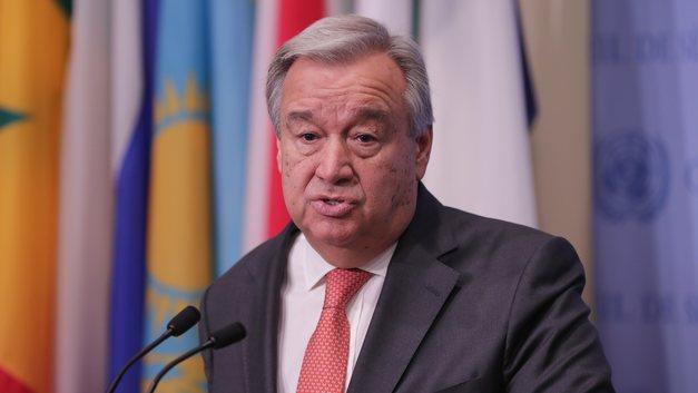 Гутерриш: ООН больше не способна держать баланс сил в мире