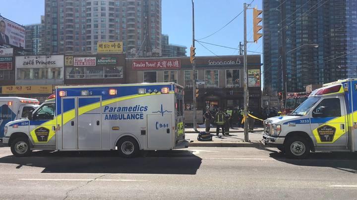 Число жертв канадского фургона-убийцы продолжает расти