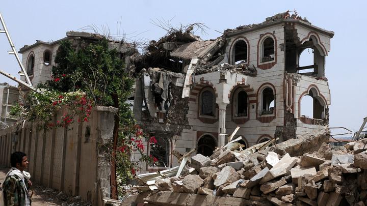 Вы с кем воюете:  Удары саудовской авиации убивают больше мирных жителей, чем террористов