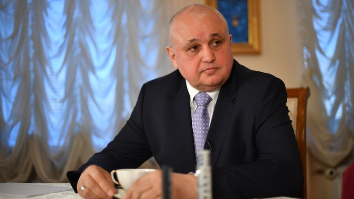 Преемник Тулеева на посту главы Кузбасса ничего не заработал ни в этом, ни в прошлом году