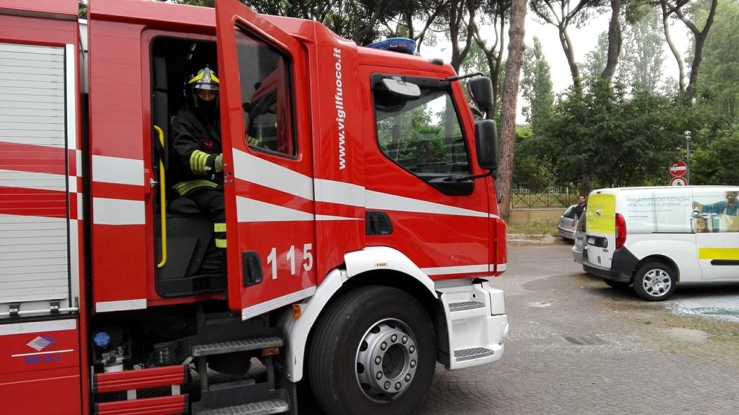 Из-за пожара вроддоме Уфы были эвакуированы 238 человек