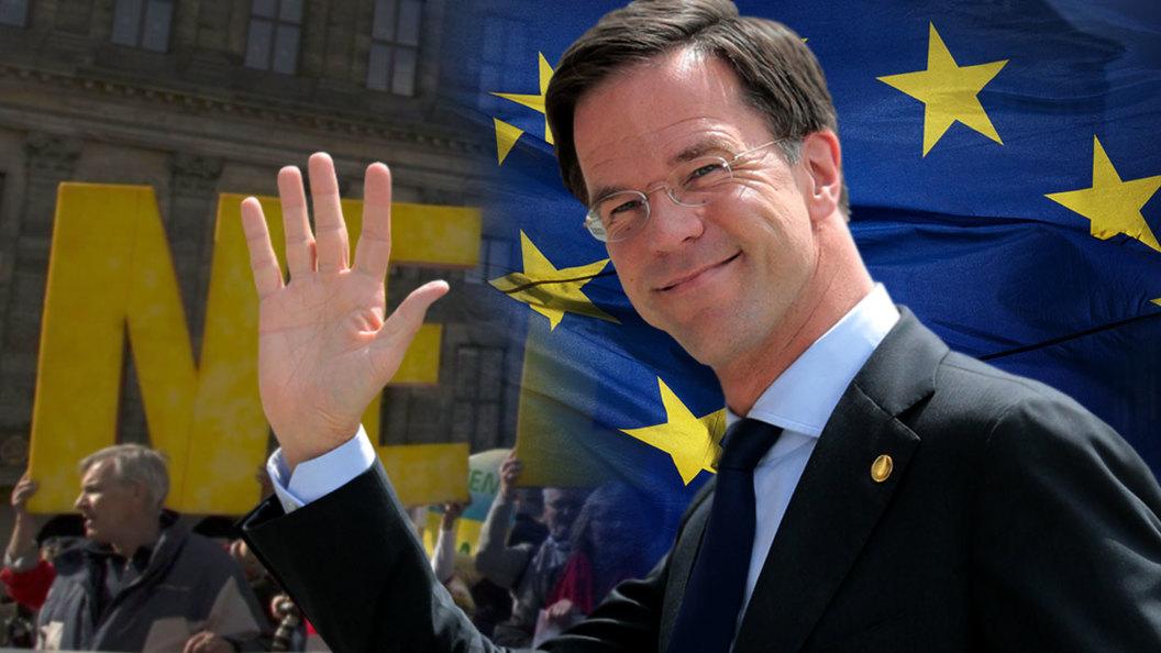 Голландцы окончательно похоронили ассоциацию Украины с ЕС