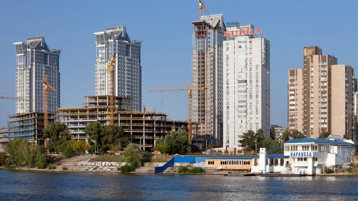 Стирая память на ходу: Верховная рада хочет переименовать Днепропетровскую область