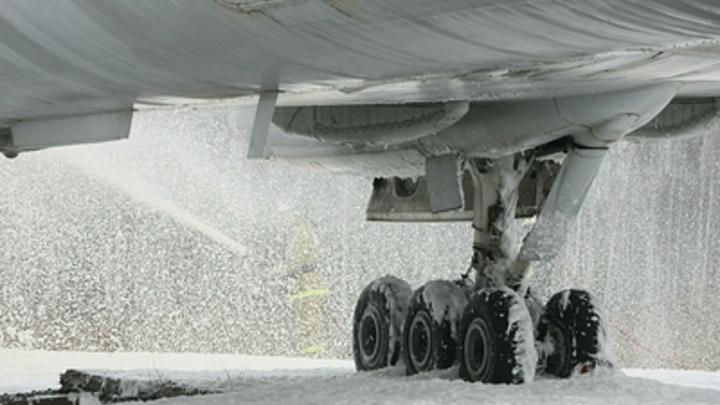 ЧП в Жуковском: Ил-38 ВВС Индии пытается сесть в экстремальных условиях
