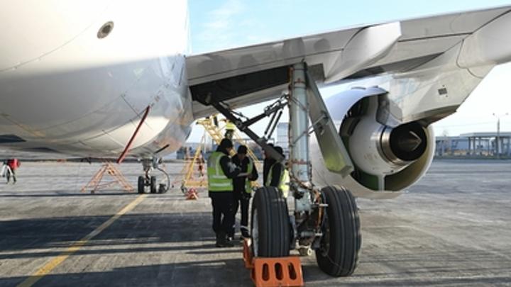 Ювелирная посадка: Ил-38 ВВС Индии мягко приземлился в Жуковском