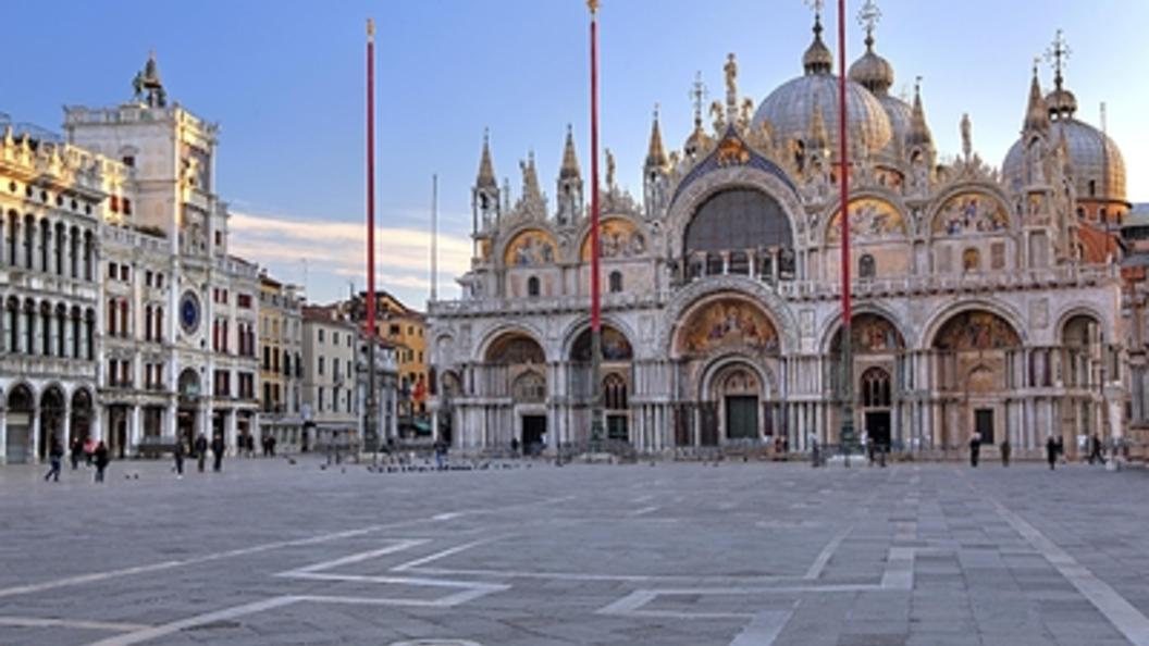 Стоп-турист В Венеции придумали как обуздать бесконечный поток отдыхающих