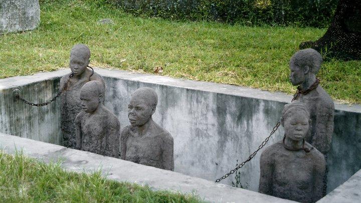 В США открылся один из крупнейших в мире музеев рабства
