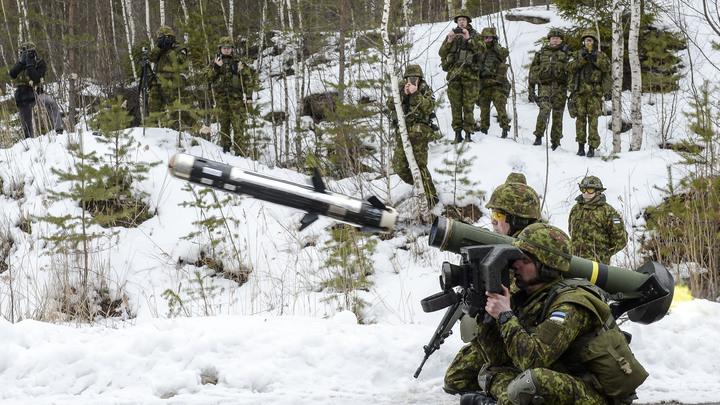 Украина начнет готовить противотанковый резерв для России