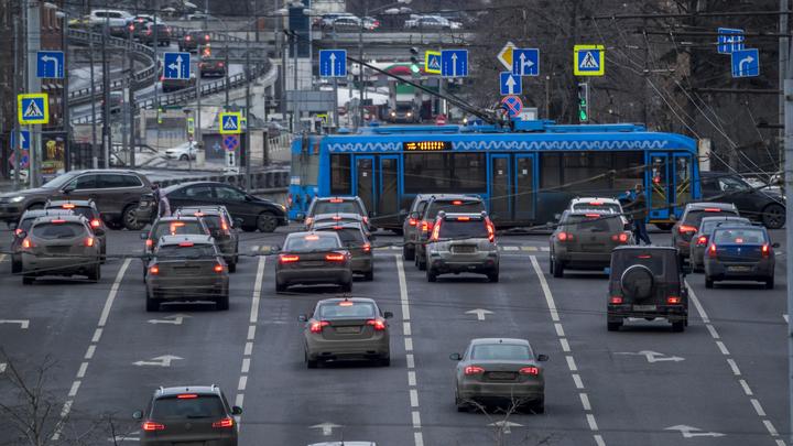 В Москве перекроют улицы из-за инаугурации президента