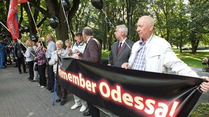 В Одессе готовы восстать против Киева и встать на защиту Донбасса