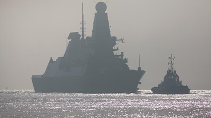 Британский флот сел в «калошу»: Новейший сторожевик ВМС оказался богат на дефекты