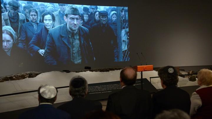 В ООН стоя аплодировали фильму «Собибор»