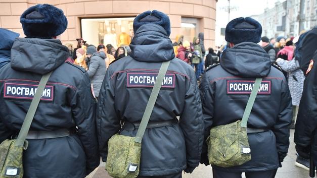 Росгвардия опровергла информацию о терактах во время инаугурации Путина