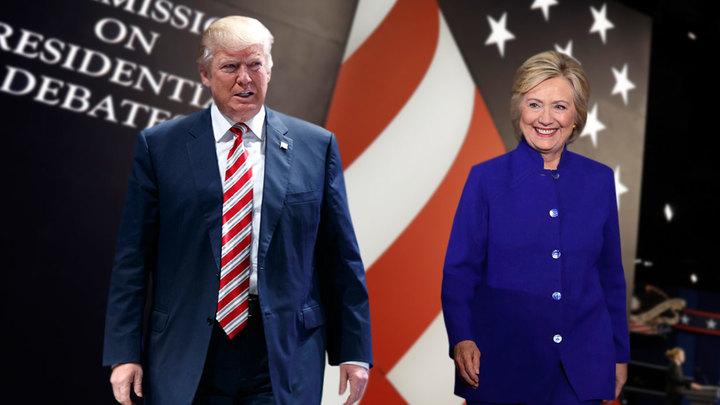 Трамп против Клинтон: Новый курс против третьего срока Обамы